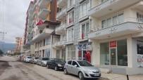 Hatay'da Ev Ve İş Yerleri Türk Bayraklarıyla Süslendi