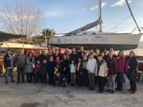 PSİKOLOJİK DESTEK - İzmit Yelken Kulübü'ne Yarış Öncesi Psikolojik Destek