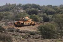 TSK, Afrin'de Zeytin Dalı Harekatı'nda kara operasyonunu başlattı