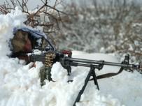 POLİS ÖZEL HAREKAT - Karadeniz'de PKK'ya Karşı Operasyonlar Devam Ediyor