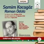 Karşıyaka Belediyesi Edebiyat Ödülleri Dağıtacak