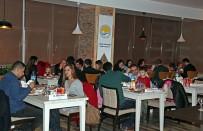 GÜLLÜCE - Kayakla Atlama Kıtalararası Kupa Yarışına Katılan Sporcuları Atatürk Üniversitesi Ağırladı