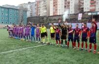 FARUK ÇATUROĞLU - Kırıkkale'yi 4-0 Yenen Kdz. Ereğli Belediyespor Lider Oldu