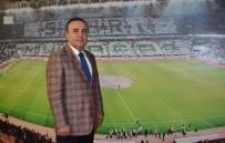 METE KALKAVAN - Konyaspor Başkan Yardımcısı Baydar Açıklaması Yeter Artık