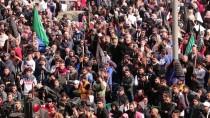 AÇLIK GREVİ - Lübnan'da Genel Af Gösterisi Yapıldı