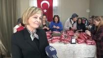 Mehmetçik'in Atkı Ve Bereleri Gönüllü Annelerden