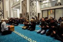Meram'da Türk Askeri İçin Dua Edildi