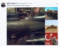 ŞAMİL TAYYAR - Milletvekili Tayyar'dan BM'nin Acil Toplantı Çağrısına 'Topunuz Gelin' Cevabı
