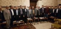 MUHTARLAR KONFEDERASYONU - Muhtarlar Milletvekillerini Ağırladı
