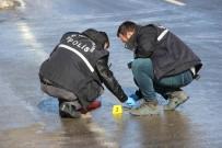 Polisin Düşürdüğü Silah Karın İçinde Bulundu