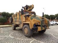 POLİS - PYD Kontrolündeki Rasulayn Sınırında Önlemler Arttırıldı