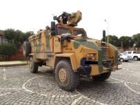 POLİS - Rasulayn Sınırında Önlemler Arttırıldı