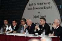 İLAHİYAT FAKÜLTESİ - Rektör Kızılay, MİAD Toplantısına Katıldı