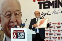 MEZHEP - Saadet Partisi Genel Başkanı Karamollaoğlu Van'da
