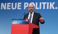 SOSYAL DEMOKRAT - Schulz Açıklaması Yeni Bir Seçim Çözüm Değildir