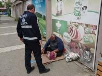 KAYITDIŞI - Seyyar Satıcılara Ceza Yağdı