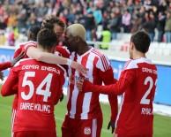 MIGUEL - Süper Lig Açıklaması DG Sivasspor Açıklaması 1 - TM Akhisarspor Açıklaması 1 (Maç Sonucu)