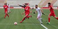 KAHRAMANMARAŞSPOR - TFF 2. Lig Açıklaması Kipaş Kahramanmaraşspor Açıklaması 1 - Nazilli Belediyespor Açıklaması 1