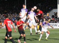 ORDUSPOR - TFF 3. Lig Açıklaması Yeni Orduspor Açıklaması 1 - Gölcükspor Açıklaması 0