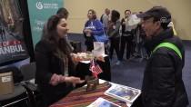 WASHINGTON - Washington'daki Seyahat Fuarında Türkiye'ye Büyük İlgi