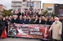İLKNUR İNCEÖZ - Aksaray'dan Zeytin Dalı Harekatı'na Destek