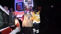 Anadolu Otoyolu'nda Trafik Kazası Açıklaması 6 Yaralı