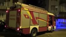 AHMET GÜLTEKIN - Ankara'da Ev Yangını Açıklaması 1 Ölü