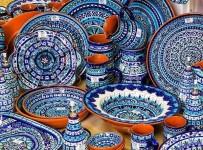 KıLıÇARSLAN - Aslanapa'da Çini Sanatı Köylerde De Yaygınlaşıyor