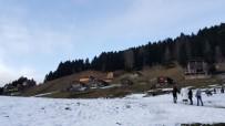AYDER - Ayder'de Hafta Sonu Yapılacak Kardan Adam Şenliği İçin Karın Yağması Bekleniyor