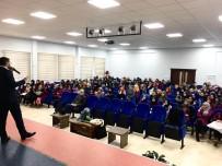 ALP ARSLAN - Aydın'da 'Müslümanlar İçin Kudüs' Adlı Konferans Gerçekleştirildi