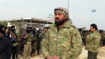 ÖZGÜR SURİYE - Azez'deki ÖSO Askerlerinden Afrin'e Takviye