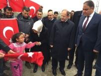 UÇAKSAVAR - Başbakan Yardımcısı Akdağ'dan Bombaların Altında BM'ye Çağrı