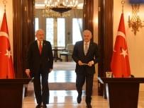 SINIR GÜVENLİĞİ - Başbakan Yıldırım-Kılıçdaroğlu Görüşmesi Sona Erdi
