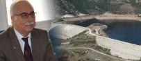 SEL BASKINLARI - Başkan Atıcı, Milas'taki Barajların Durumunu Değerlendirdi