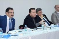 EKMEK FIRINI - Başkan Bakıcı'nın İstişare Ve Değerlendirme Toplantısı