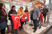 AFRİN - Başkan Çerçi'den Bayrak Asma Çağrısı