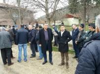 VEZIRHAN - Başkan Duymuş Cenaze Törenine Katıldı