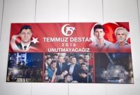 ÖZEL KUVVETLER - Boydak 15 Temmuz Şehit Ve Gazilerini Unutmadı