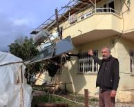 DAMPERLİ KAMYON - Büyükşehir Fırtınanın İzlerini Siliyor