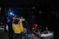 OLTA - Dalgalara Kapılan Amatör Balıkçının Acı Sonu
