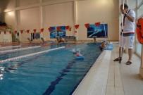 GÜVENLİK SİSTEMİ - Darıca'da Yüzme Havuzlara İlgi Yoğun