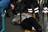 ATATÜRK LİSESİ - Eskişehir'de Tramvay Kazası