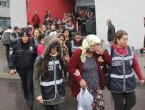 FUHUŞ - Fuhuş vaadiyle 100 kişiyi gasp ettiler
