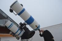 ASTRONOMI - Gençler Uzayı Gözetleyecek