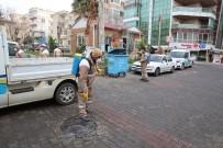 SELAHATTIN EYYUBI - Haliliye'den Selahattin Eyyubi'de İlaçlama Ve Budama Çalışması