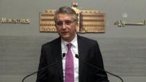 SAVUNMA HAKKI - Hariri, Türkiye'nin Beyrut Büyükelçisi Erciyes'i Kabul Etti