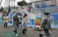 KIŞ OLİMPİYATLARI - Japonya'da 'Anti-Füze' Tatbikatı
