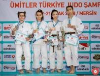 SERVET TAZEGÜL - Judocular Mersin'den Madalyalarla Döndü