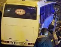 POLİS - Karabük'te feci kaza