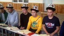 İLAHİYAT FAKÜLTESİ - Kırgız Çocuklar Türk Ordusu İçin Dua Etti